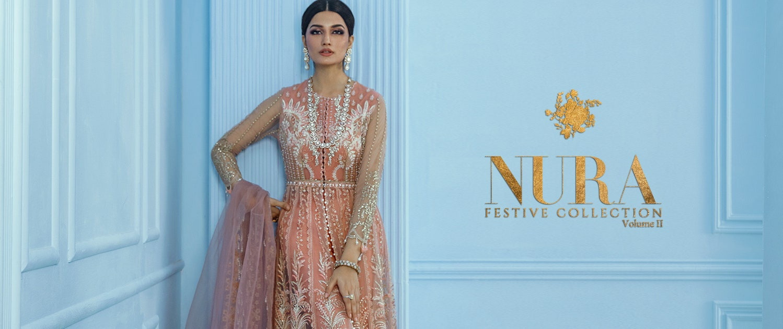 Nura Festive Collection'21 - Volume II
