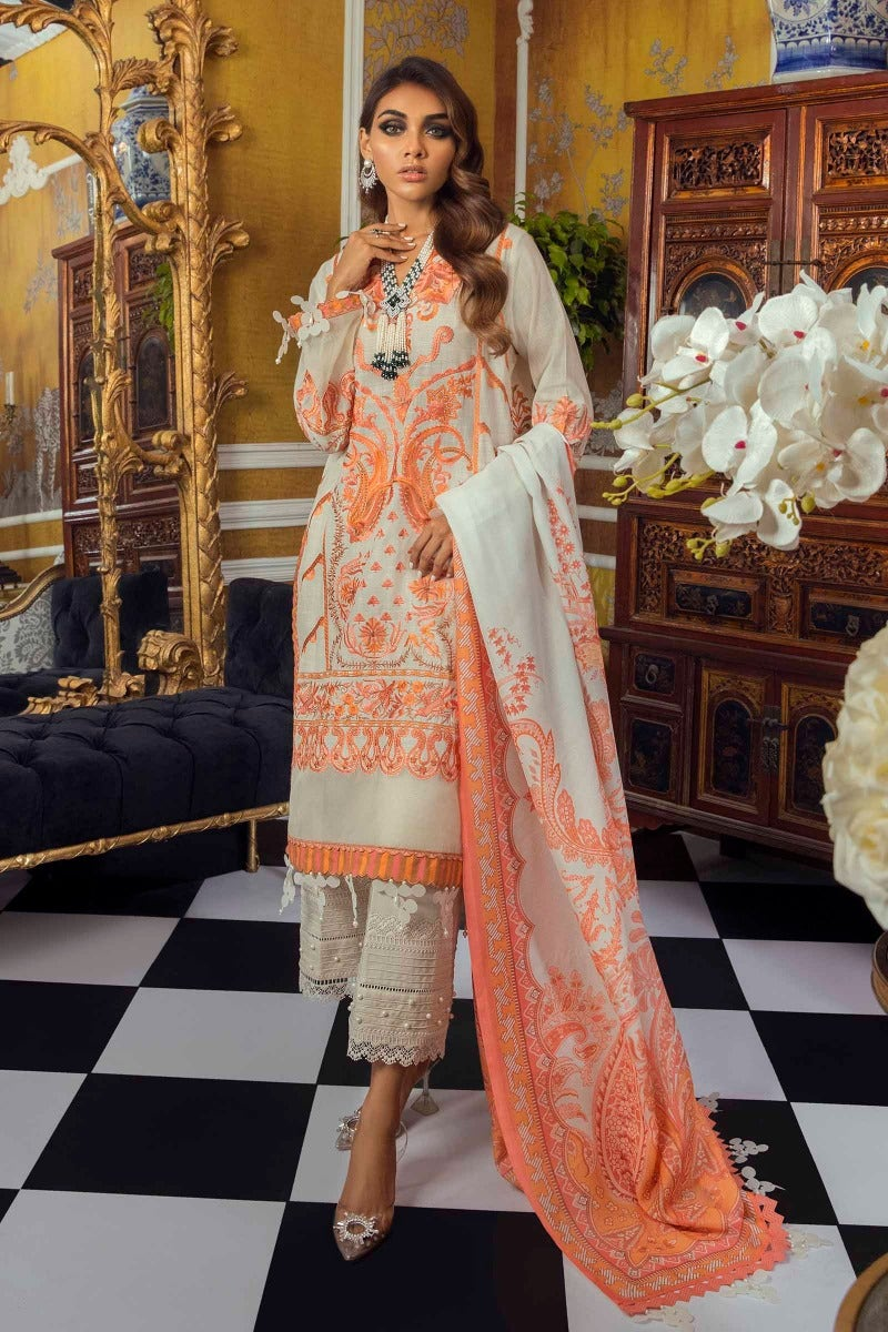 Sana Safinaz M212-003A-CV Luxury Muzlin