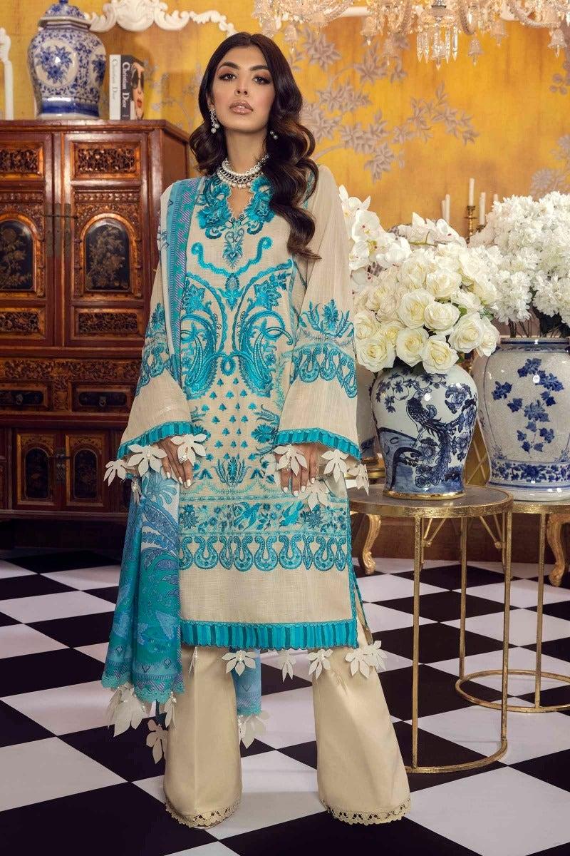 Sana Safinaz M212-003B-CV Luxury Muzlin
