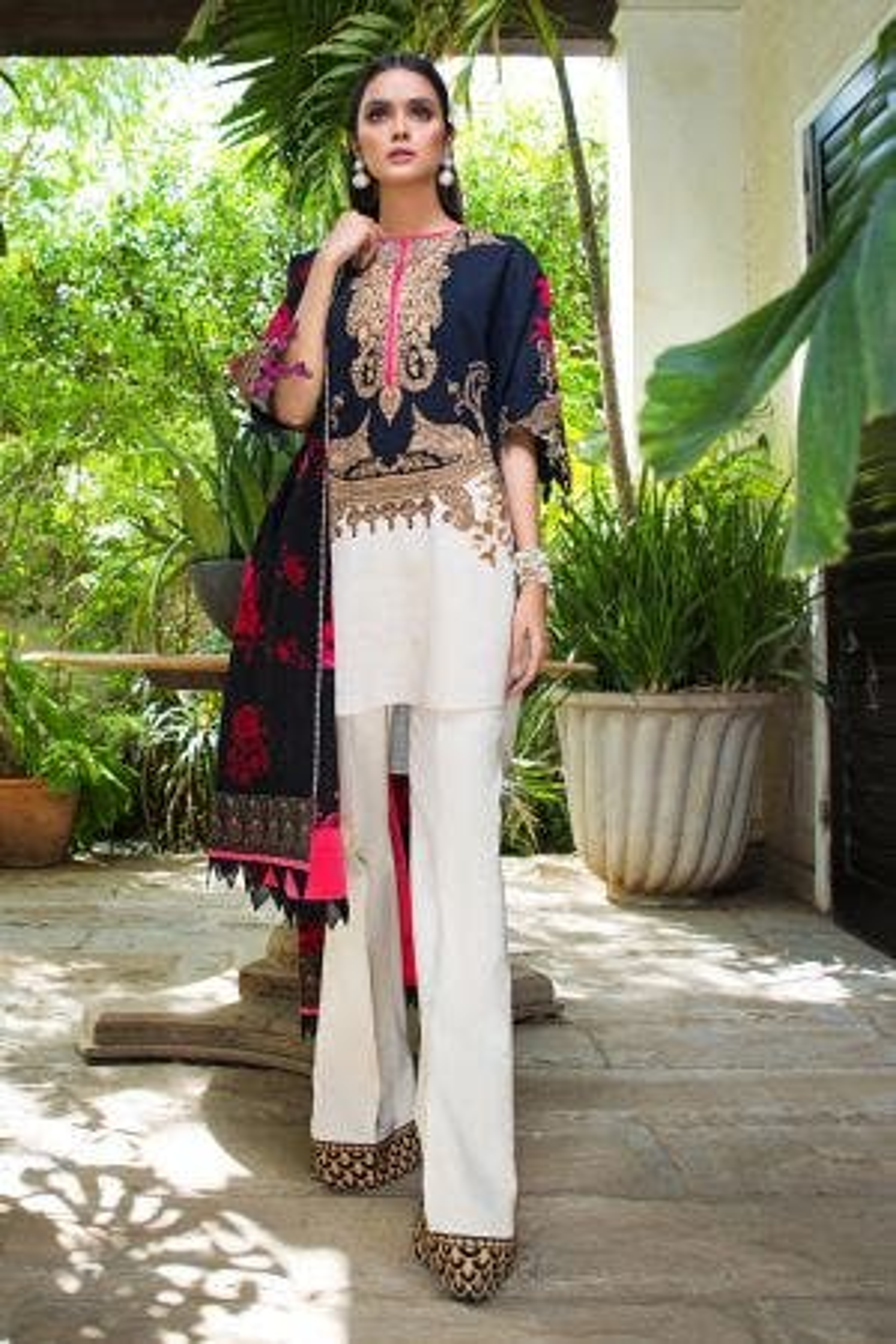 Sana Safinaz Online Design # 009A