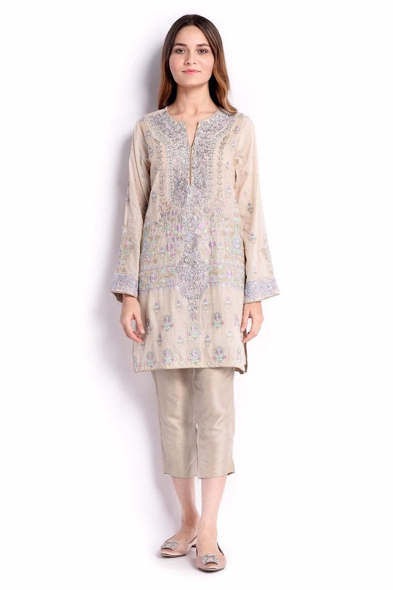 Pastel PRO Sana Safinaz Chic Ready to Wear Winter Dresses