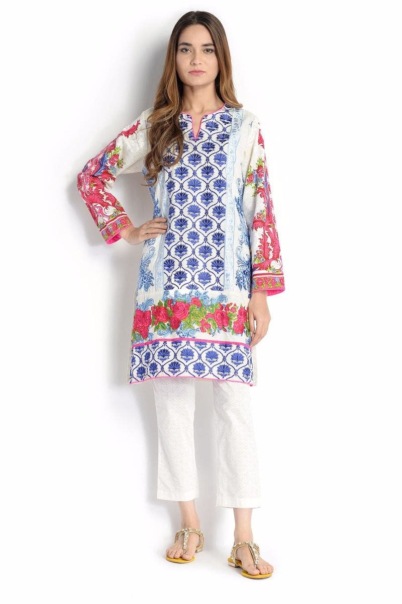 Date Nights Sana Safinaz Chic Ready to Wear Winter Dresses 2017