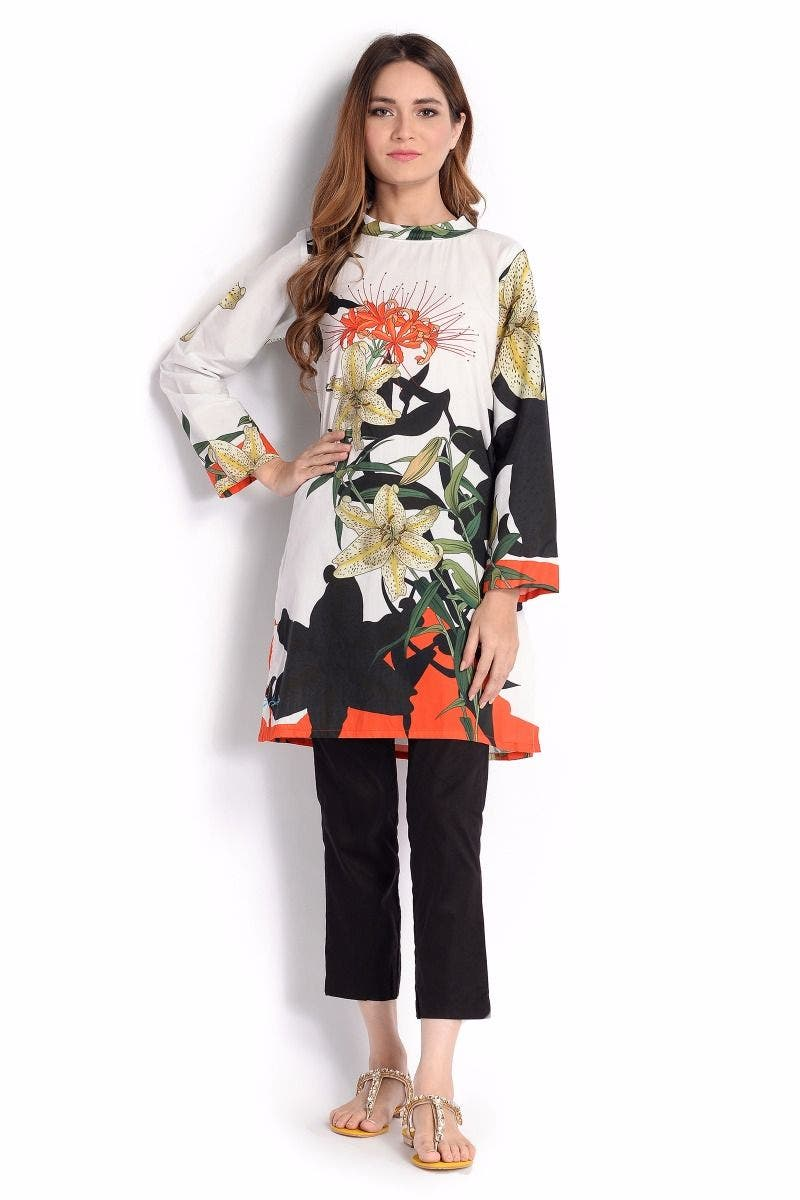 CHARISMA Sana Safinaz Chic Ready to Wear Winter Dresses