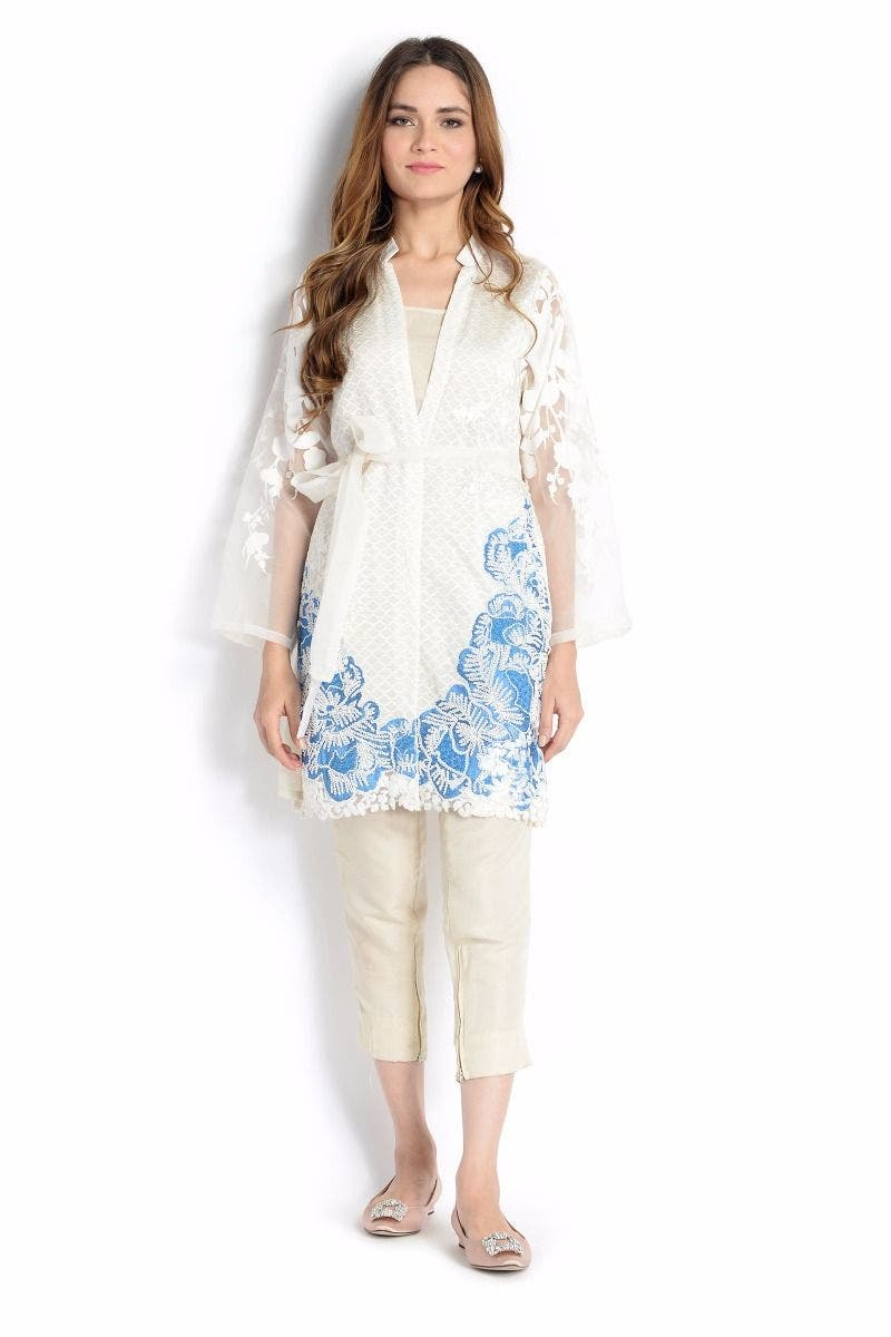 Sterling Sana Safinaz Chic Ready to Wear Winter Dresses