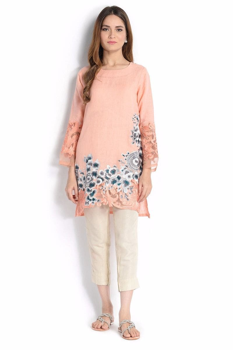 Betty Sana Safinaz Chic Ready to Wear Winter Dresses 2017