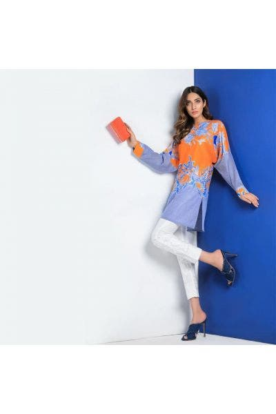 Blue DIY Collection by Sana Safinaz
