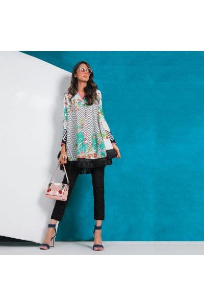 zigzag DIY Collection by Sana Safinaz
