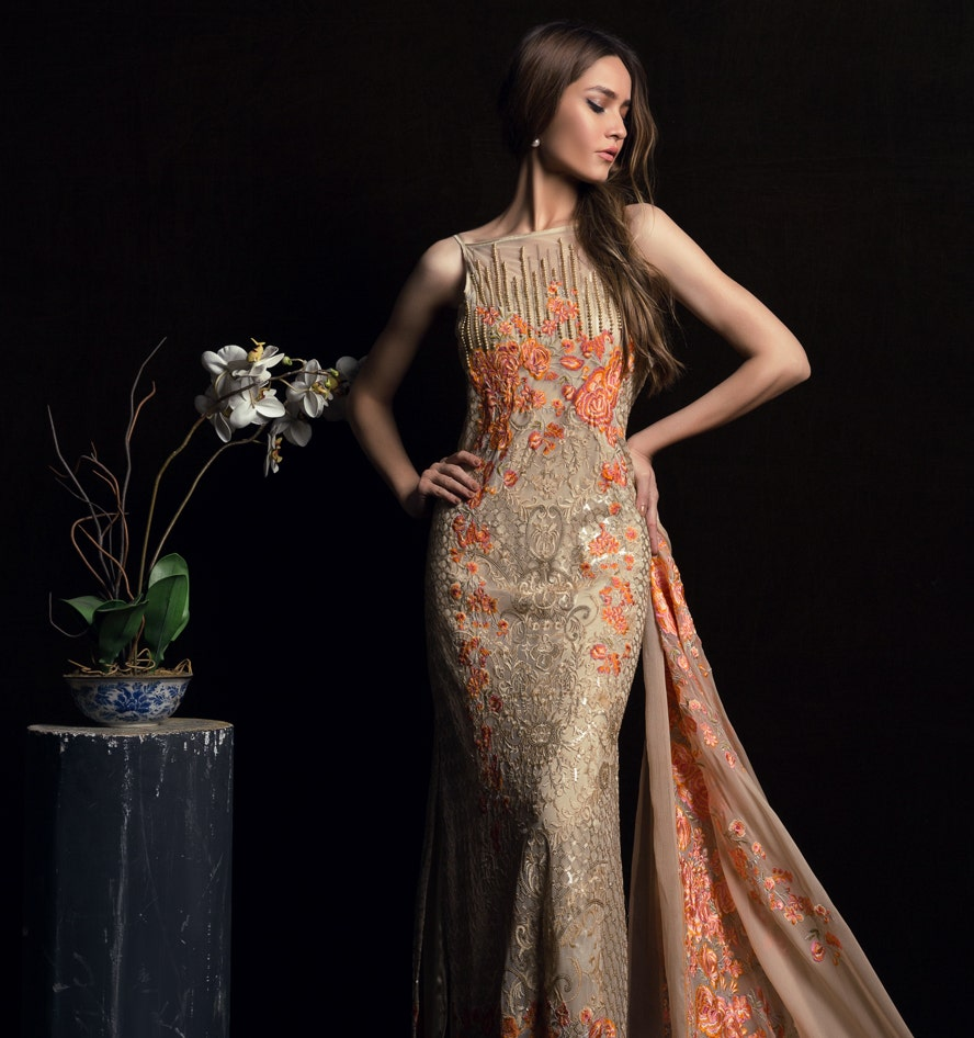 Looks - Safinaz sana eid dresses collection video